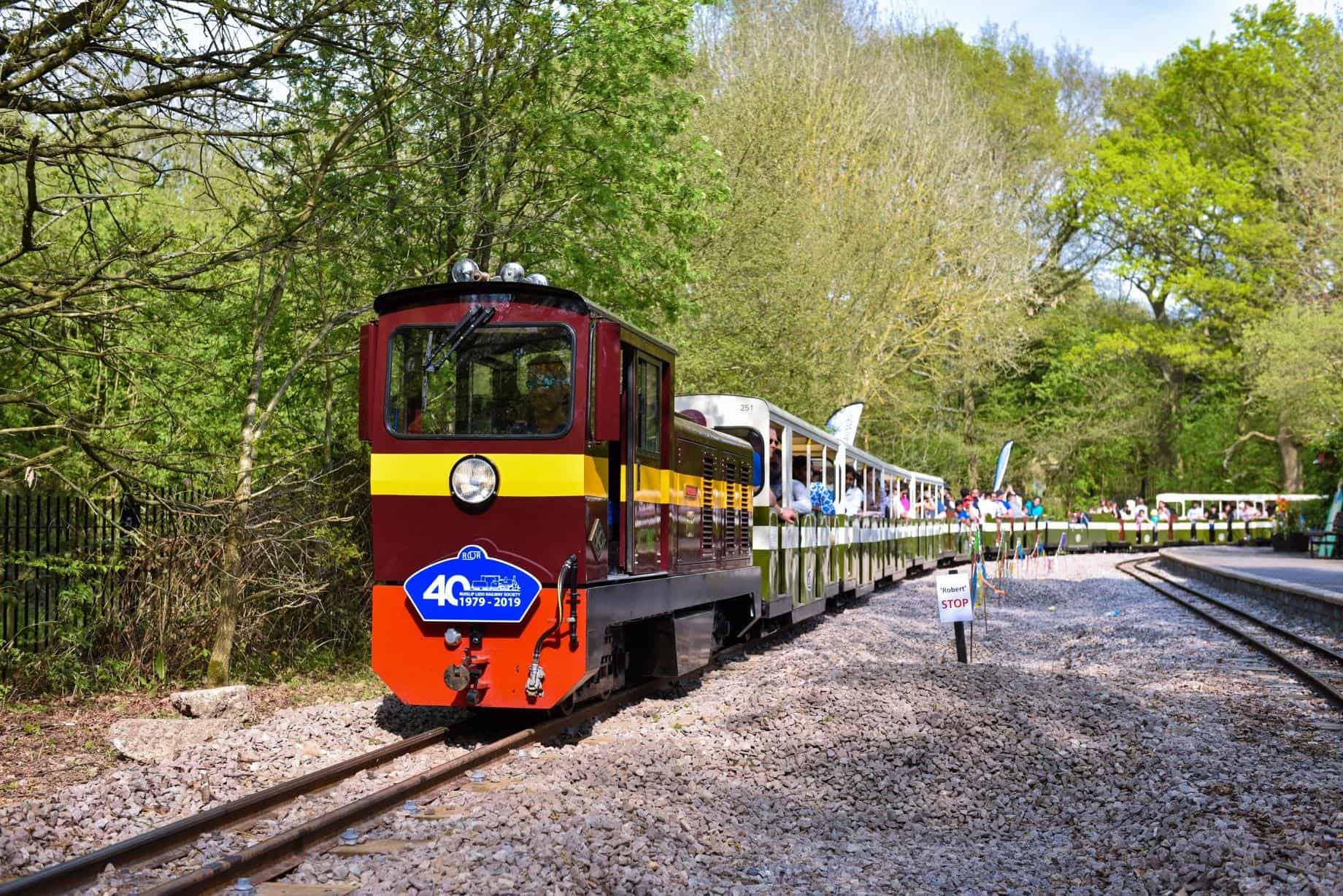 Ruislip Lido Railway