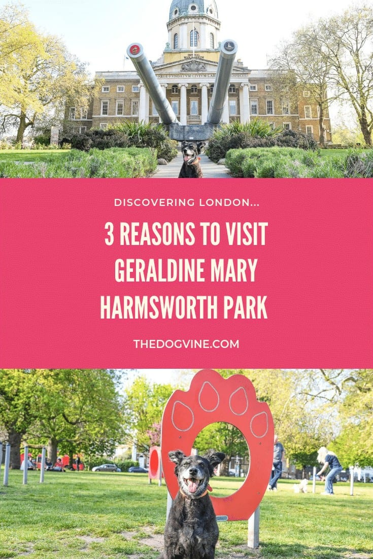 3 Reasons to Visit Geraldine Mary Harmsworth Park