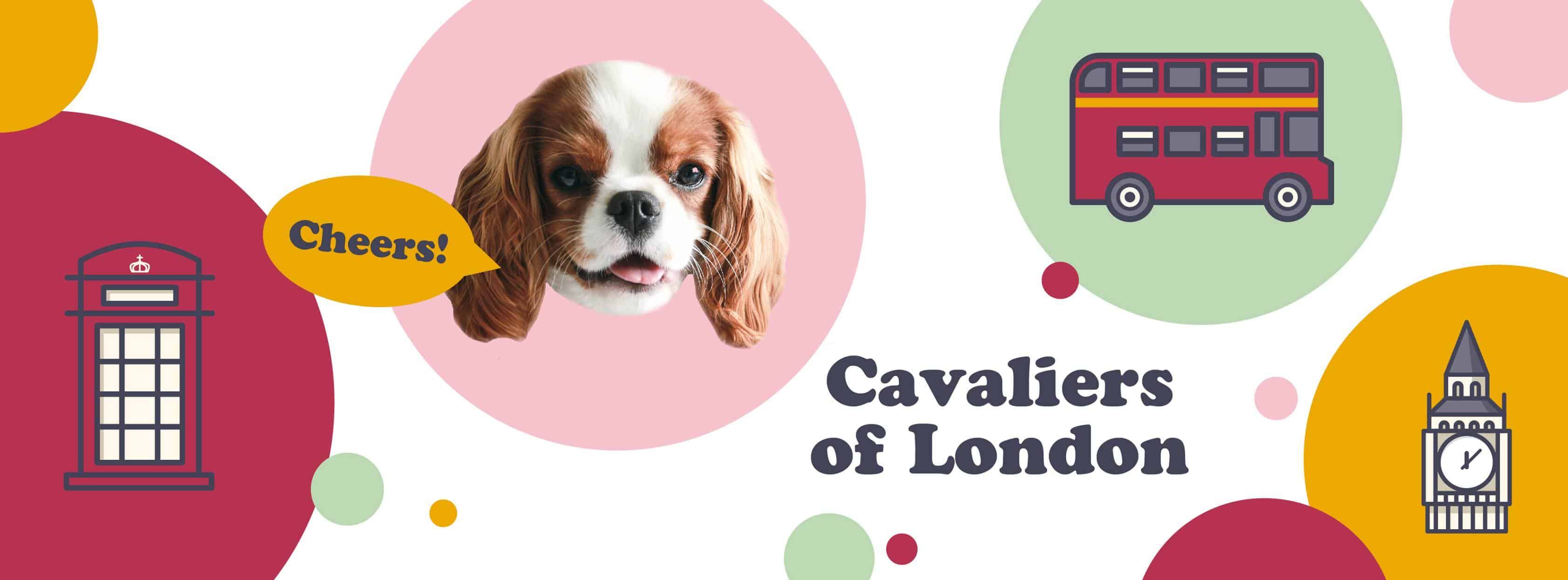 Cavaliers of London Meetup Kensington Gardens