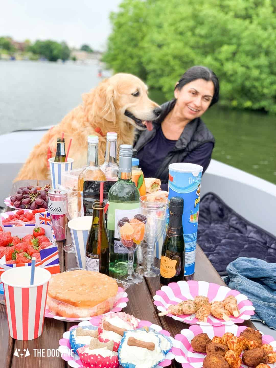 Dog-friendly Go Boat Kingston Upon Thames 37