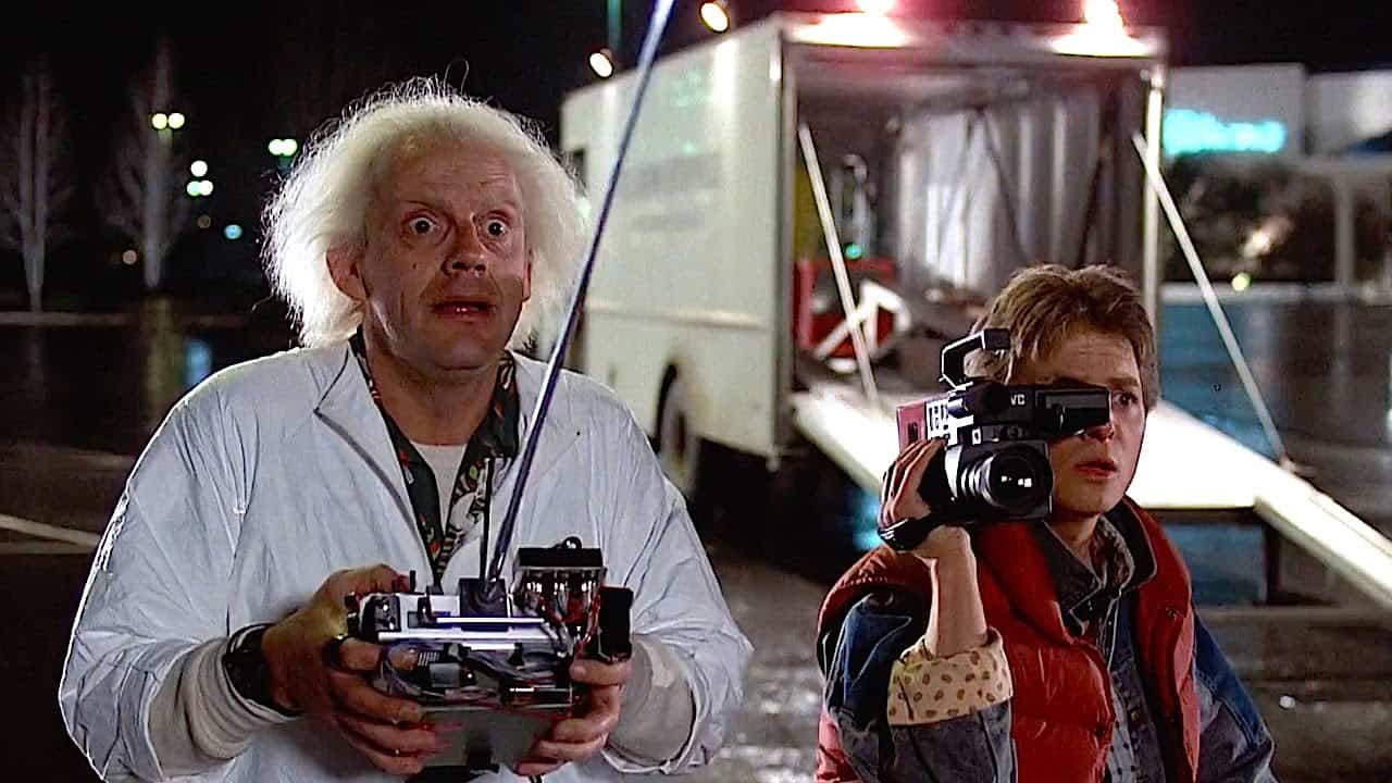 Exhibit B Dog-friendly Screening Back To The Future