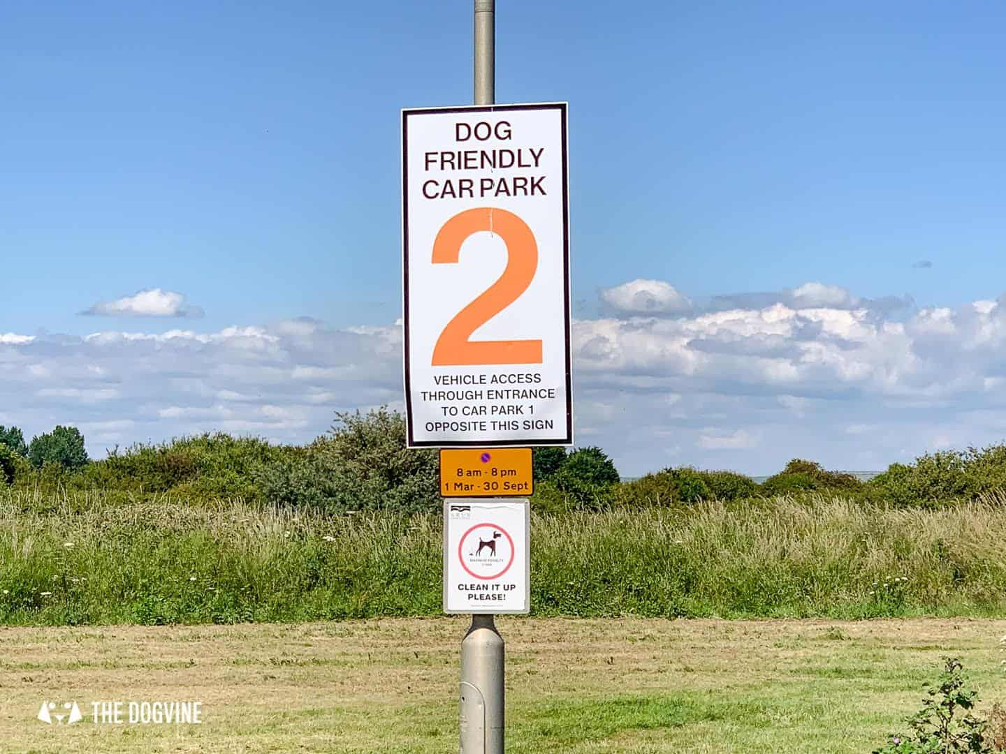 The Best Dog-Friendly Beaches in West Sussex - Climping Beach Dog-Friendly Car Park
