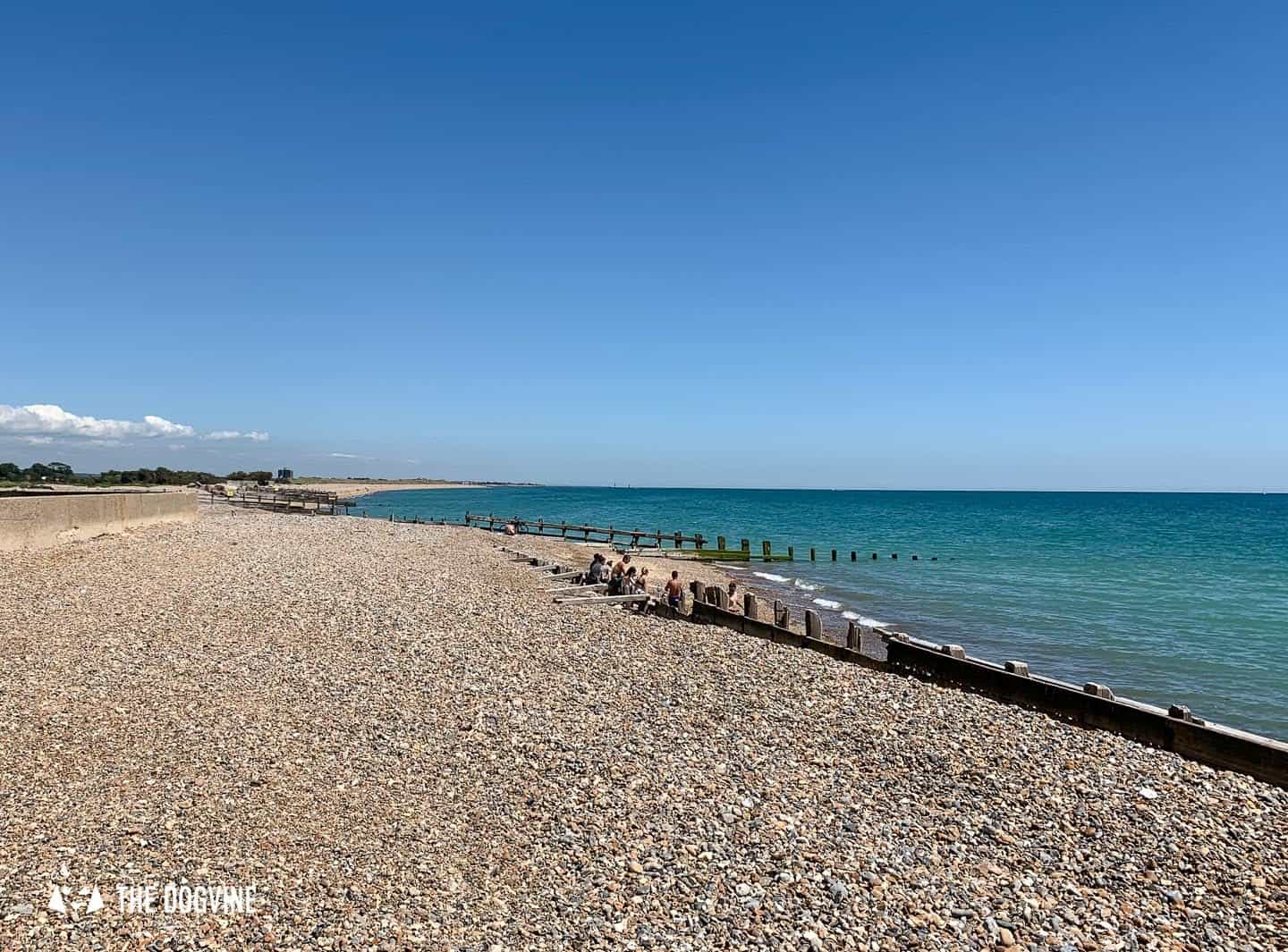 The Best Dog-Friendly Beaches in West Sussex - Climping Beach