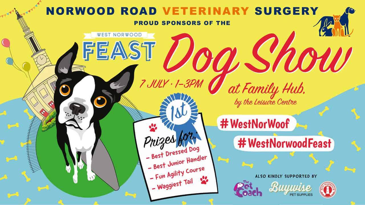 West Norwood Feast Dog Show 2019