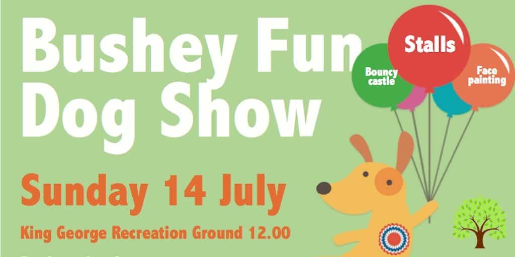 Bushey Park Dog Show 2019