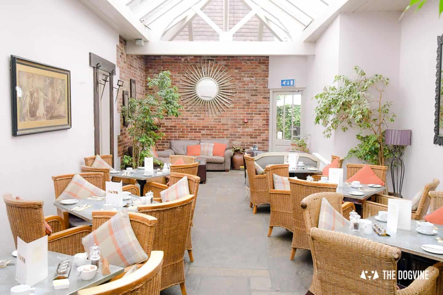 Dog-friendly Stanwell House Hotel Lymington 20