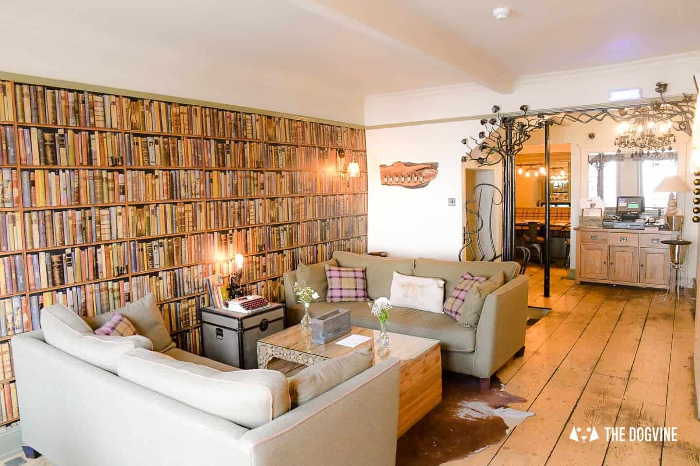 Dog-friendly Stanwell House Hotel Lymington 29