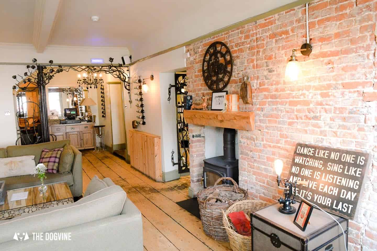 Dog-friendly Stanwell House Hotel Lymington 30
