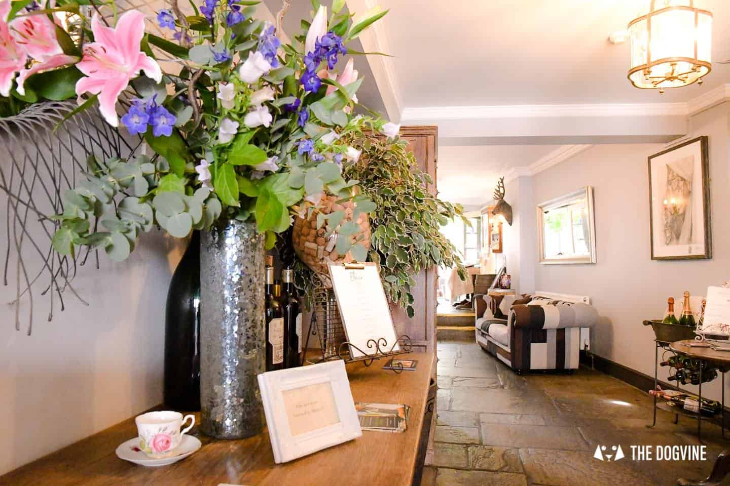 Dog-friendly Stanwell House Hotel Lymington 32