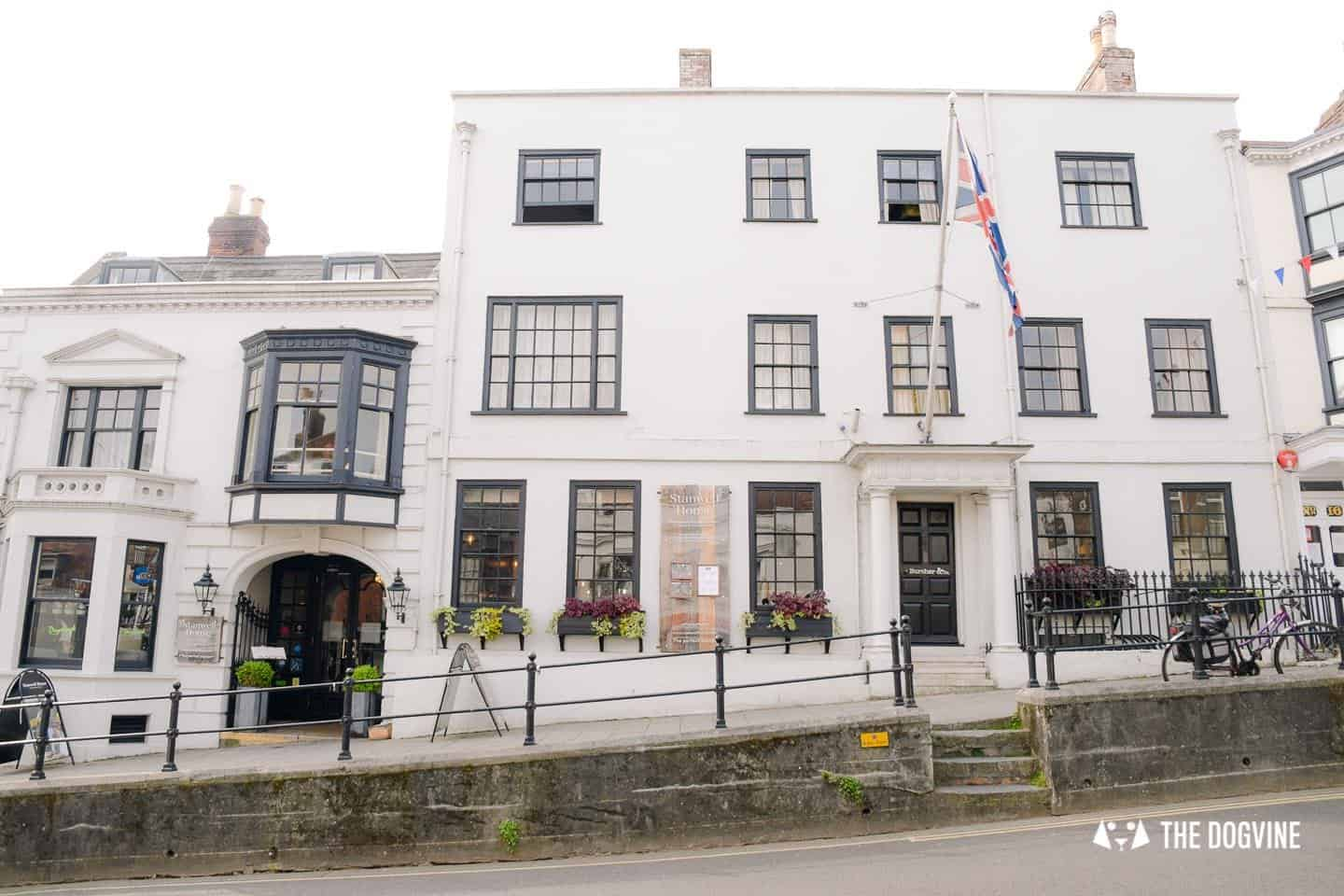Dog-friendly Stanwell House Hotel Lymington 33