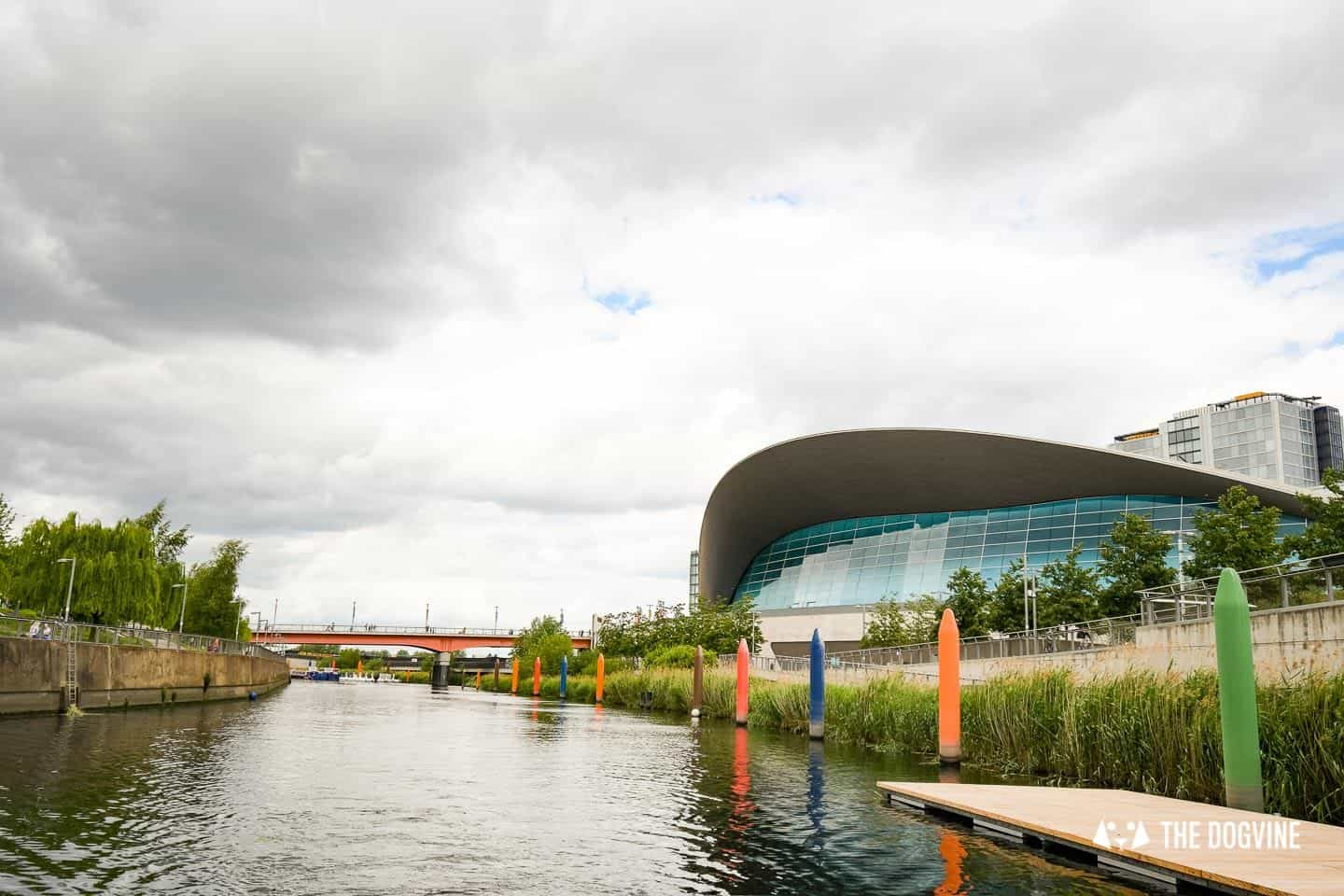 Queen Elizabeth Olympic Park Dog-friendly Boat Tours London - Lee and Stort 11