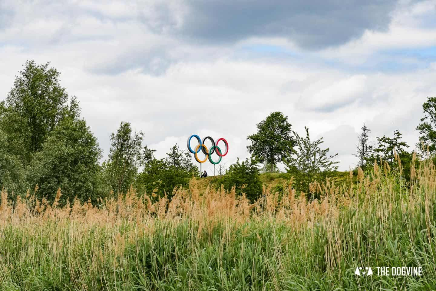 Queen Elizabeth Olympic Park Dog-friendly Boat Tours London - Lee and Stort 5