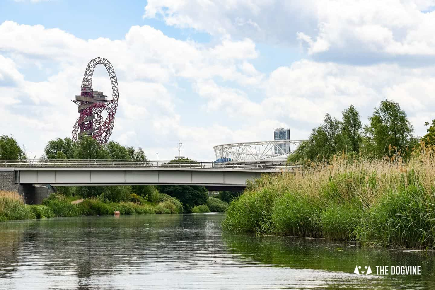 Queen Elizabeth Olympic Park Dog-friendly Boat Tours London - Lee and Stort 6
