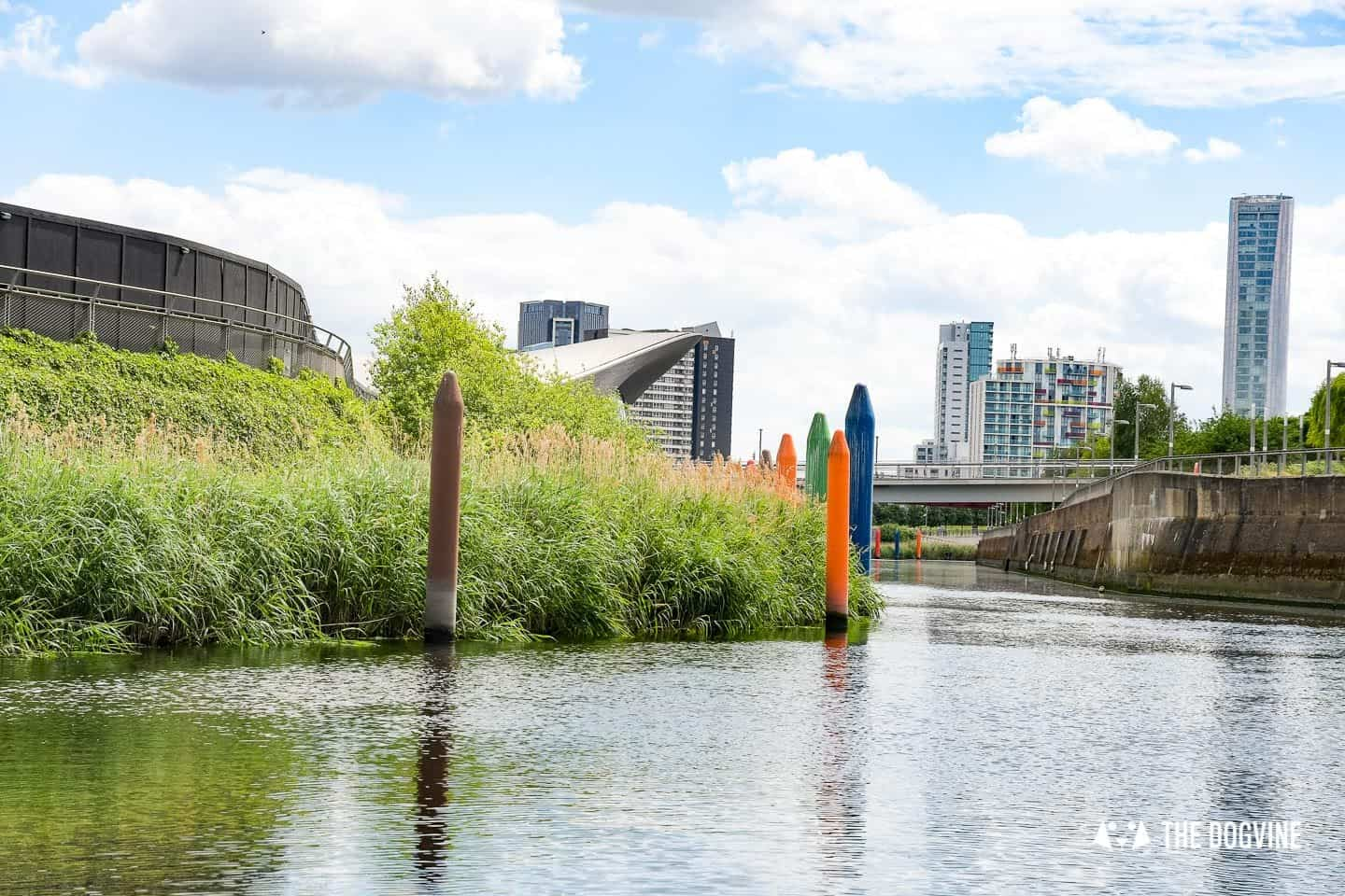 Queen Elizabeth Olympic Park Dog-friendly Boat Tours London - Lee and Stort 8