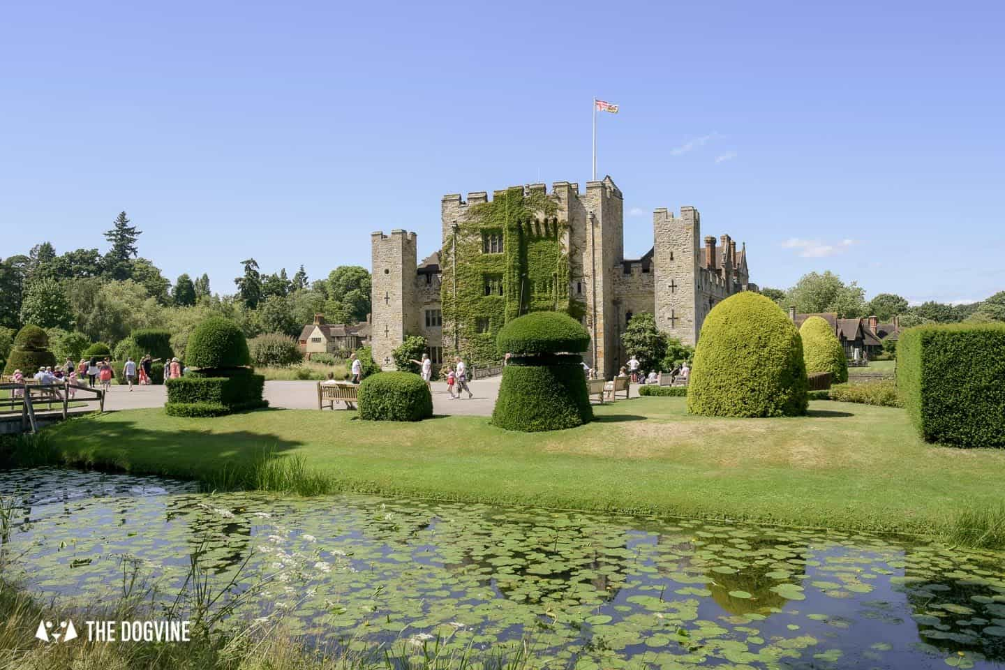 8 Reasons To Visit the Stunning Dog-friendly Hever Castle 7
