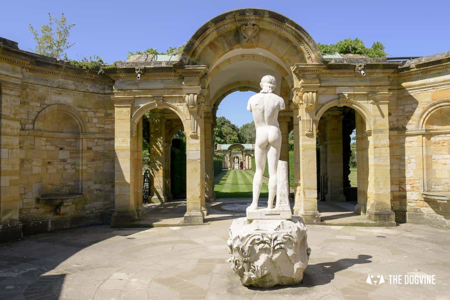 8 Reasons To Visit the Stunning Dog-friendly Hever Castle - Italian Gardens 2