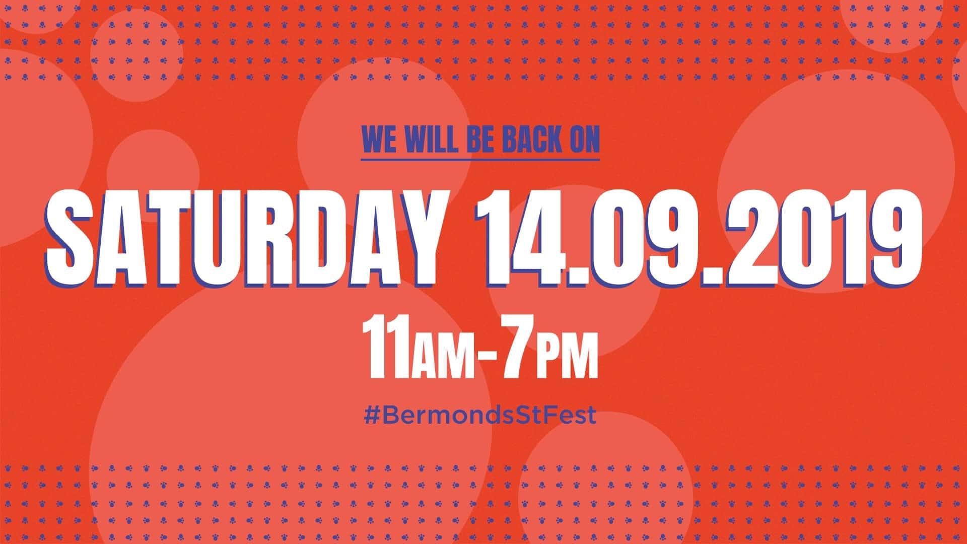 Bermondsey Street Festival Dog Show 2019