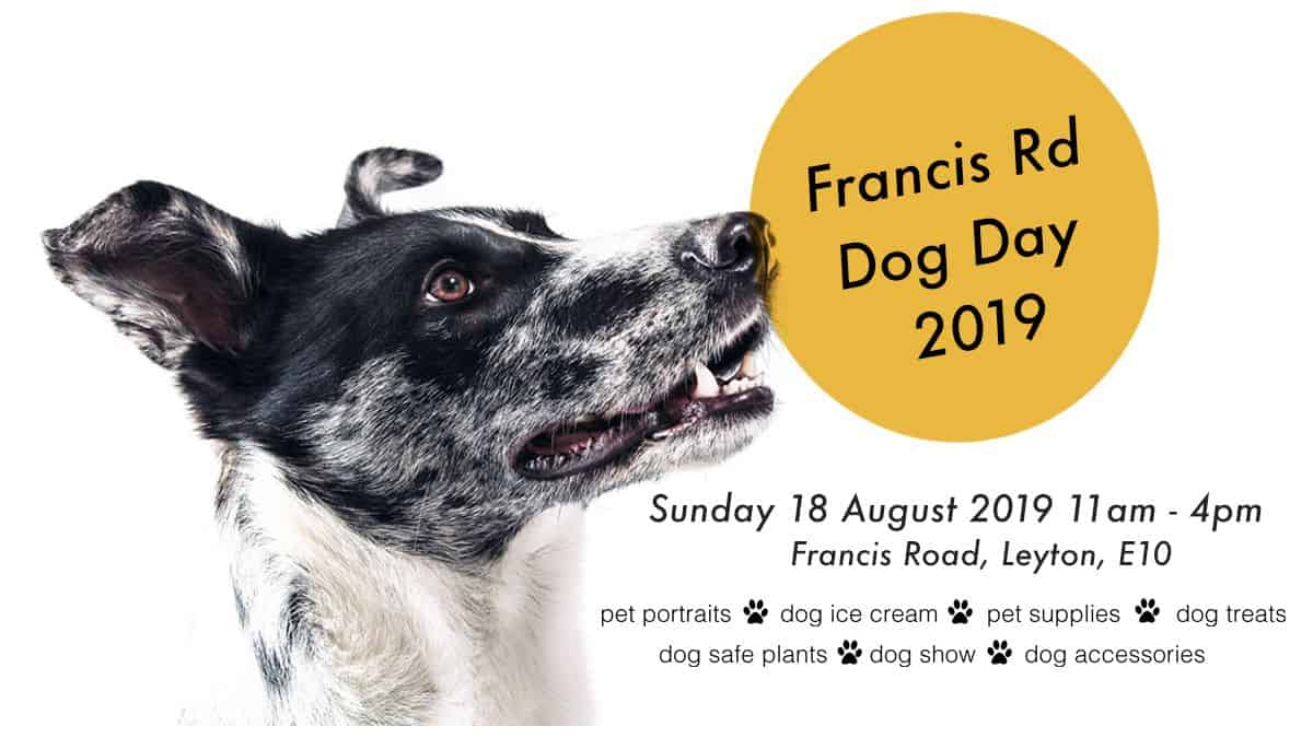 Francis Road Dog Day 2019