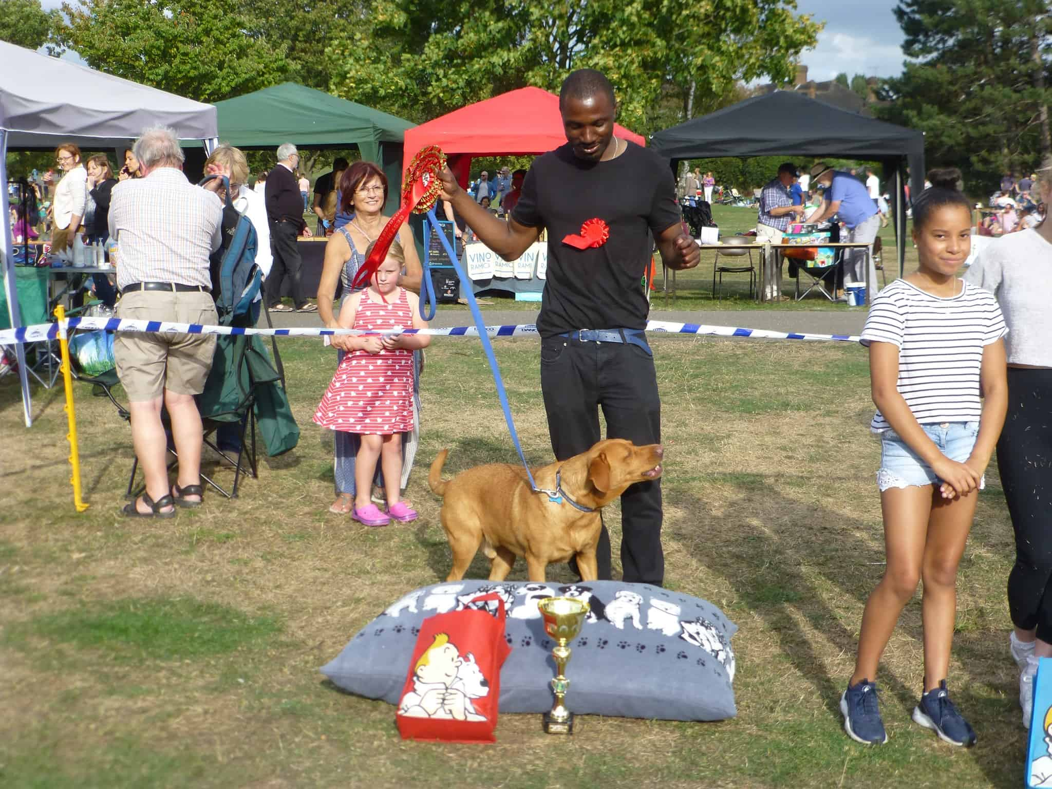 Highams Park Dog Show 2019