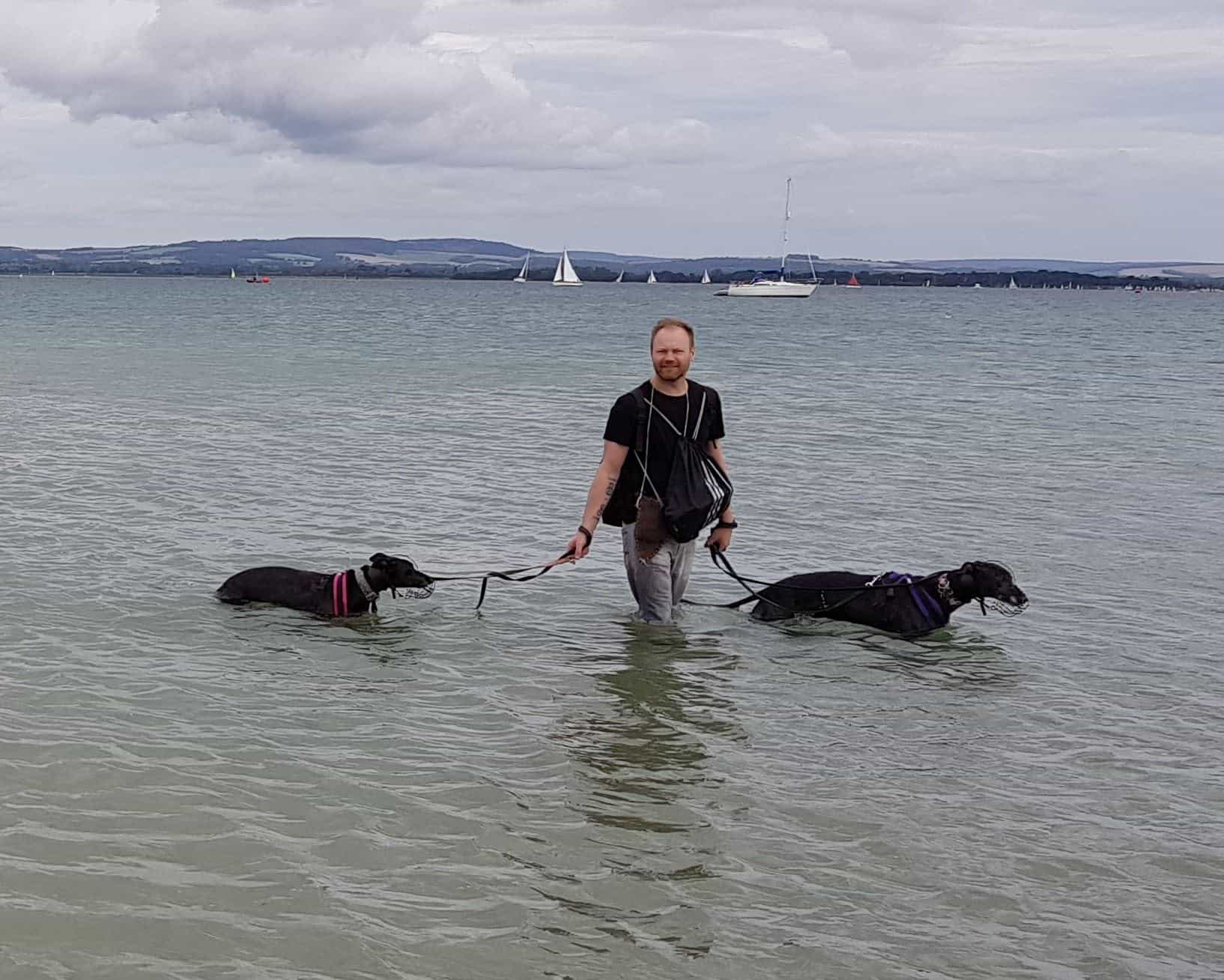 Reach the Beach 2019 - Wimbledon Greyhound Welfare
