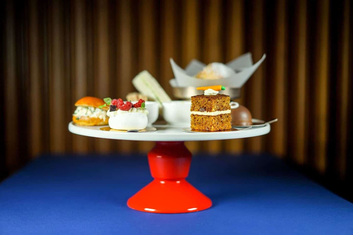 Best Dog-friendly Afternoon Teas in London - Hoi Polloi - Ace Hotel