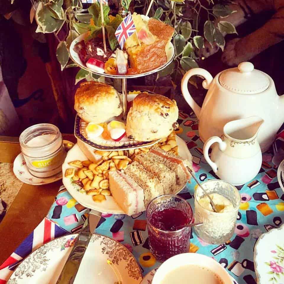 Best Dog-friendly Afternoon Teas in London - Little Nan's Tea