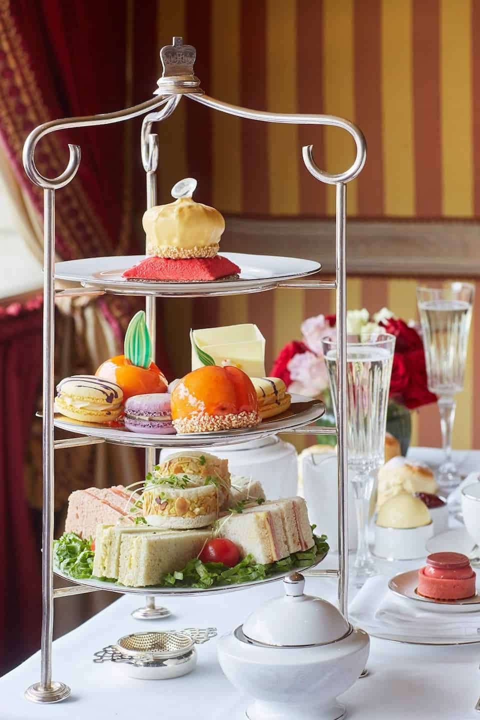 Best Dog-friendly Afternoon Teas in London - Rubens at The Palace Tea