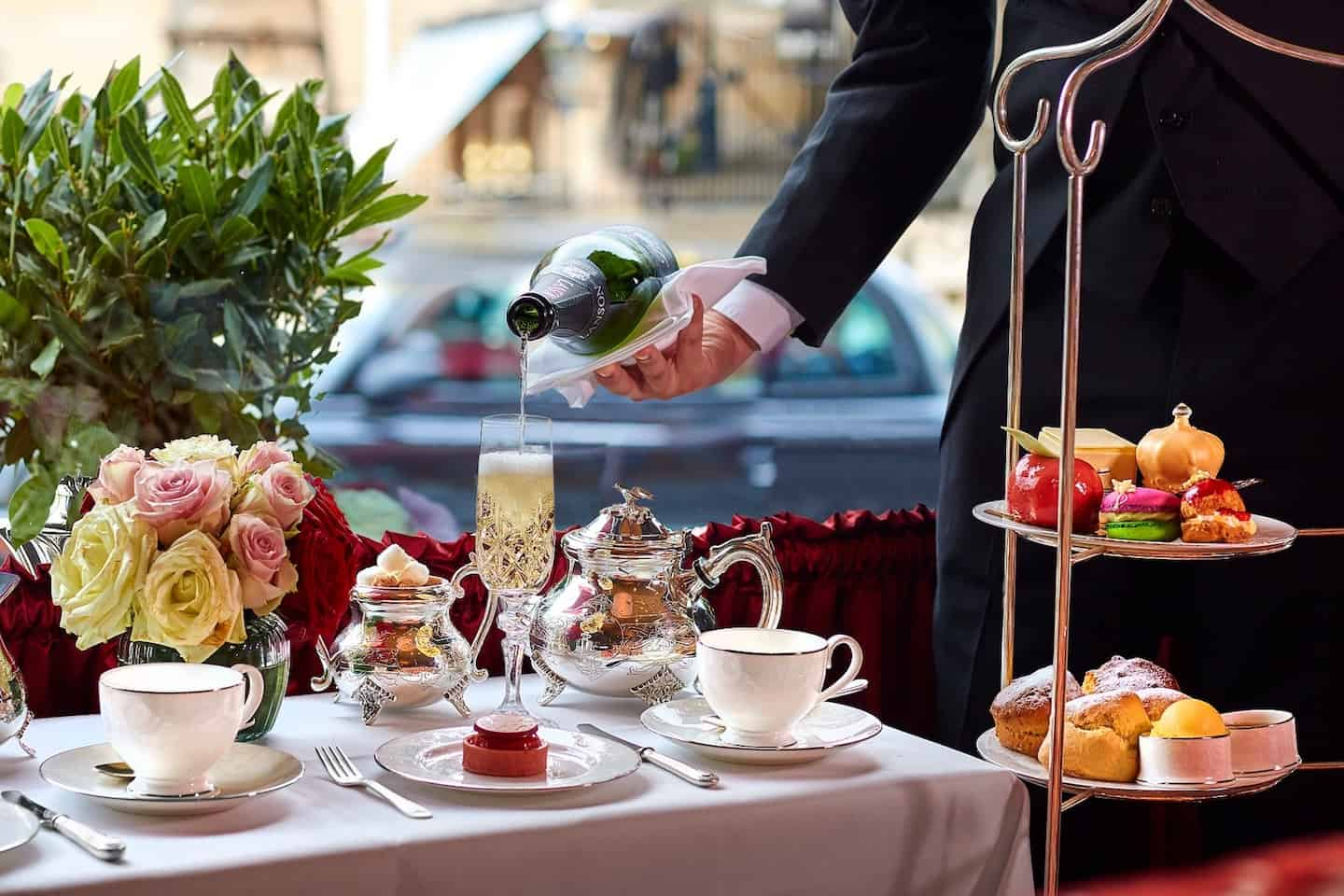 Best Dog-friendly Afternoon Teas in London - Rubens at The Palace