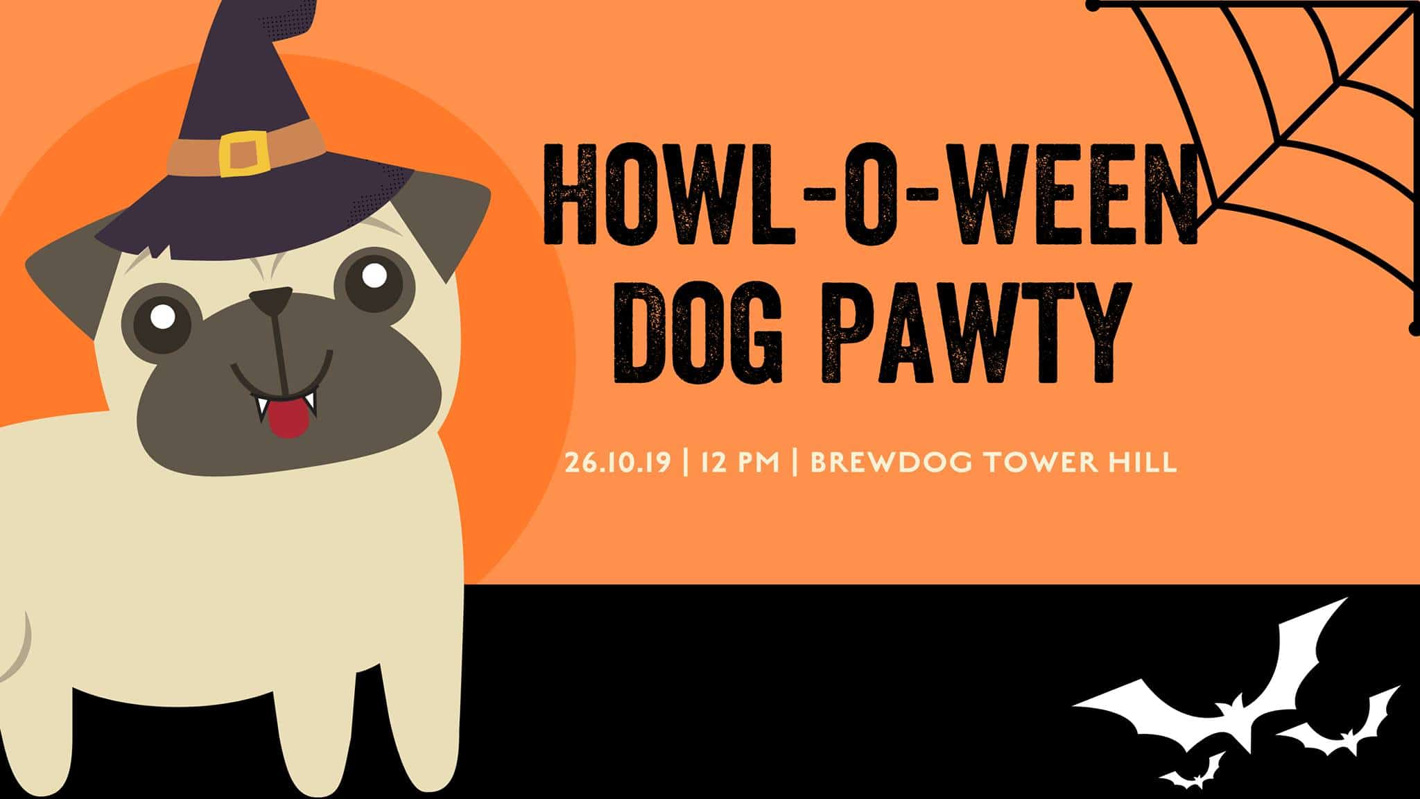 Brewdog Tower Hill Howl-O-Ween Dog Pawty