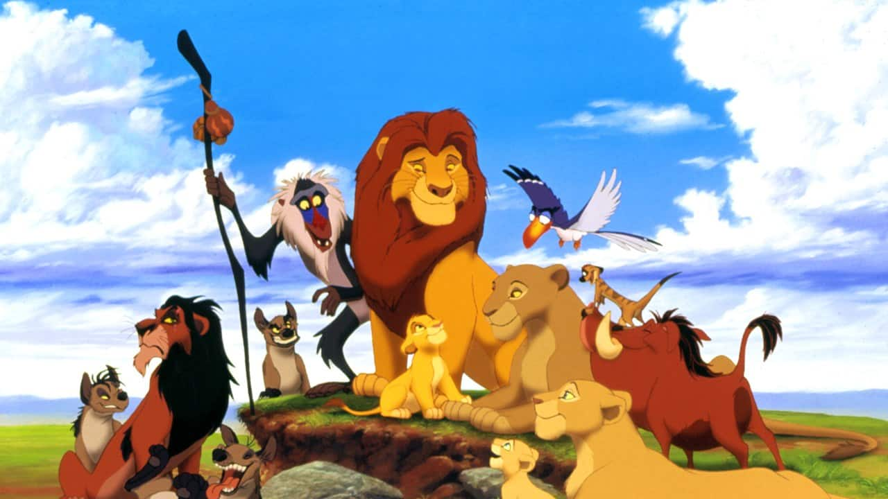 Exhibit B Dog-friendly Cinema Lion King
