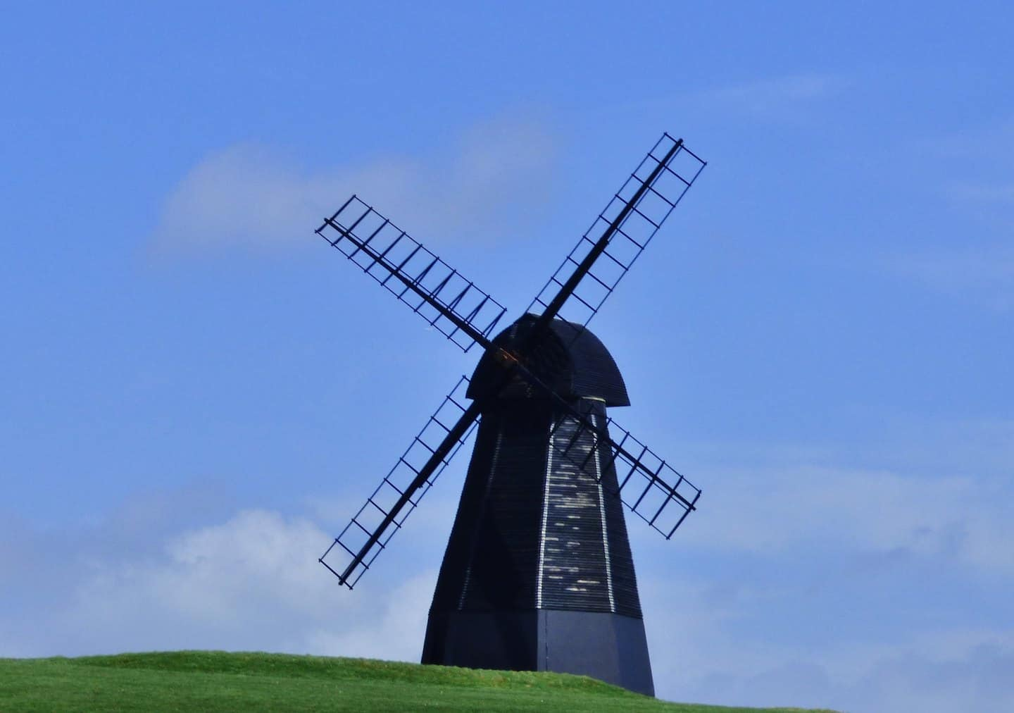 Rottingdean Windmill by GrassRootsGroundswell