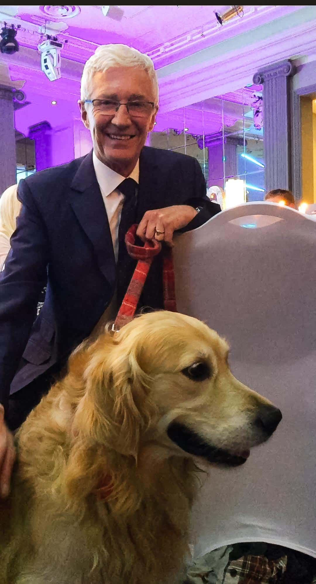 Animal Hero Awards - Paul O'Grady