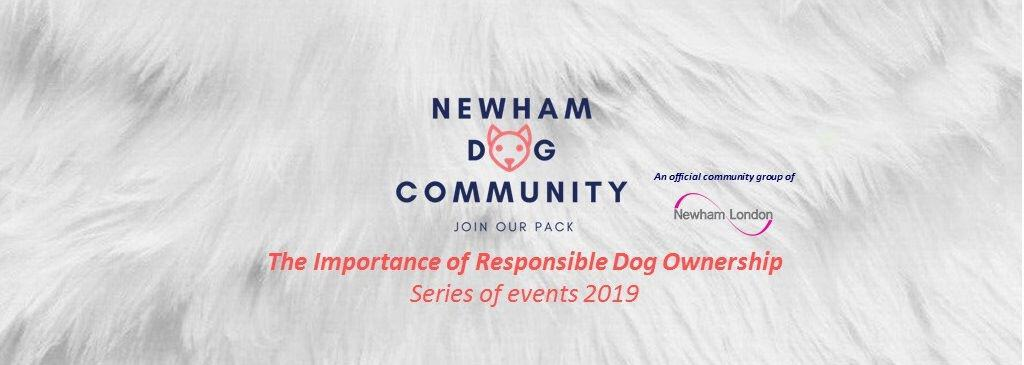 Newham Dog Community Monthly Dog Walk
