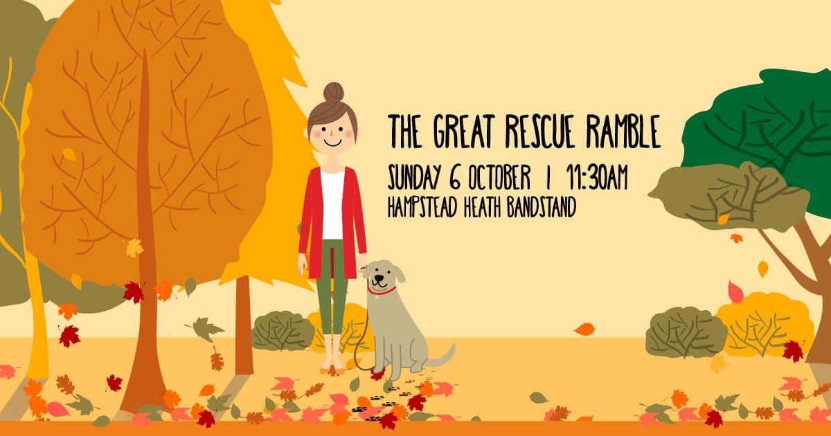The Great Rescue Ramble 2019