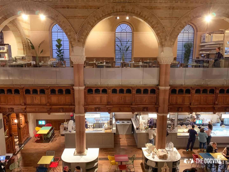 Dog-friendly Mercato Mayfair Food Market In A Church 4