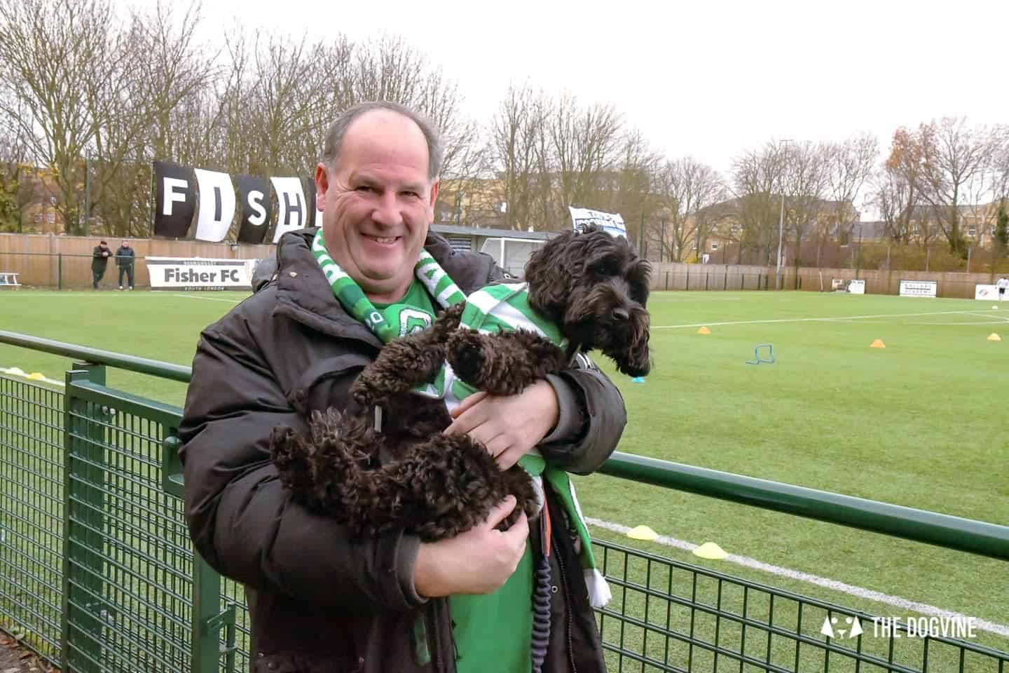 Dog-friendly Football Teams in London 3
