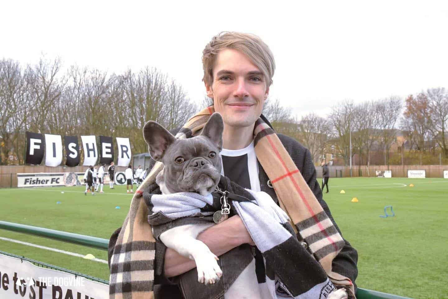 Dog-friendly Football Teams in London - Pie and Andy