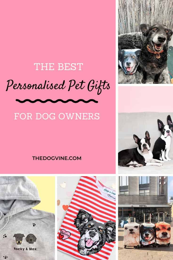 The Best Personalised Pet Gifts For Dog Owners