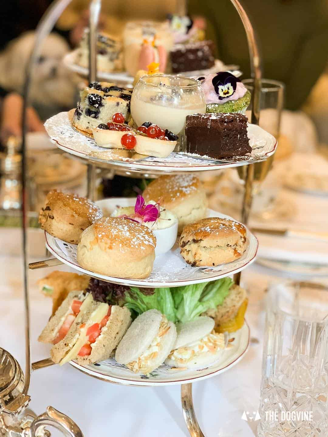 Dog Afternoon Tea At The Egerton House Hotel 2
