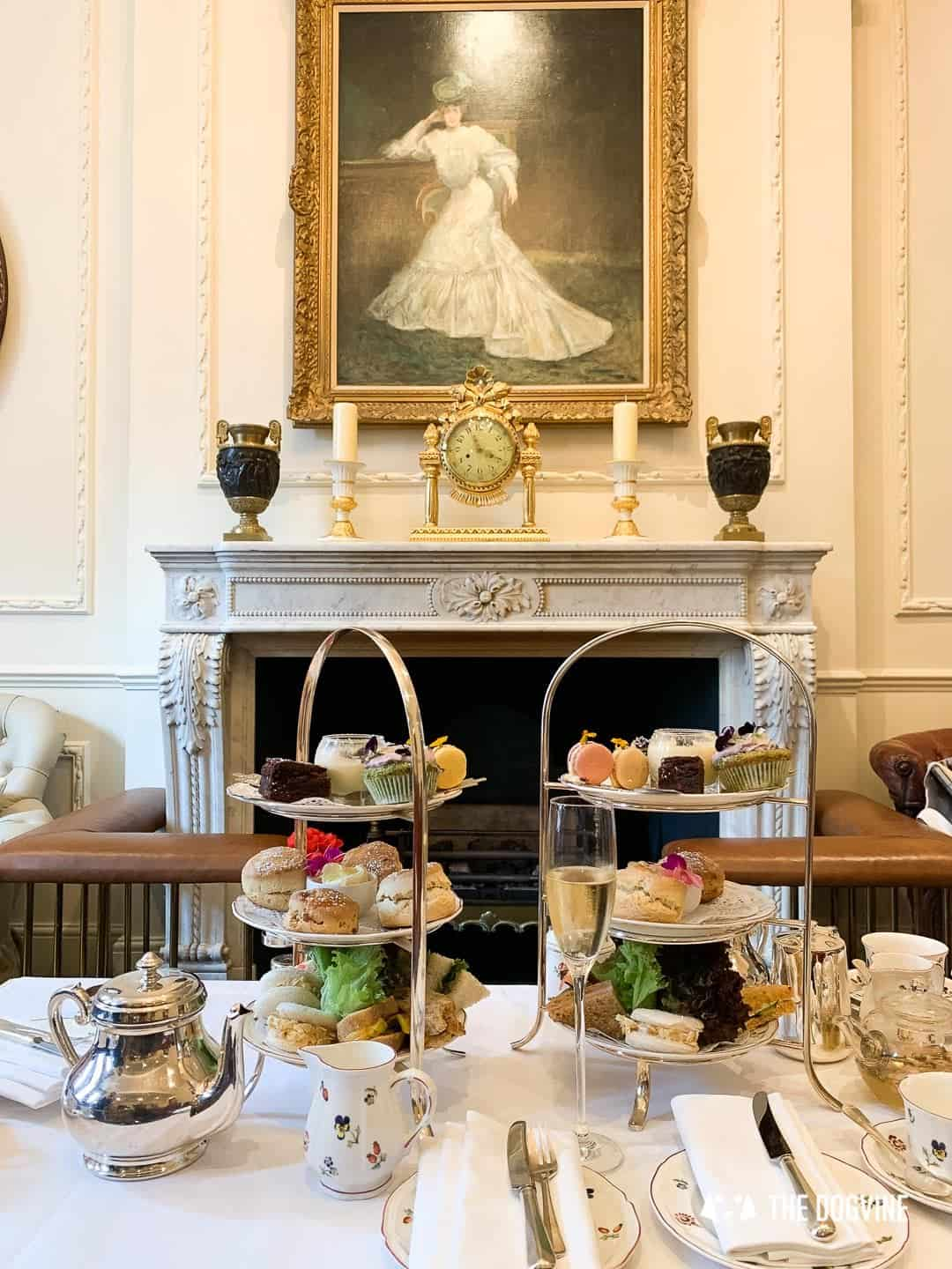 Dog Afternoon Tea At The Egerton House Hotel 6