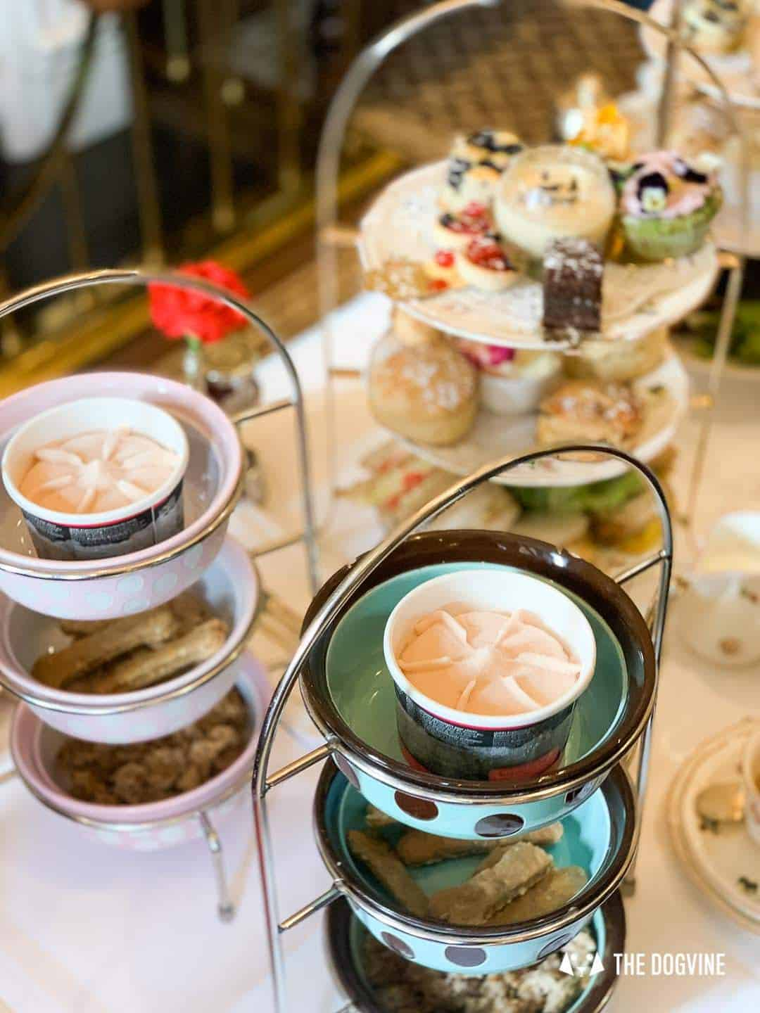 Dog Afternoon Tea At The Egerton House Hotel 9