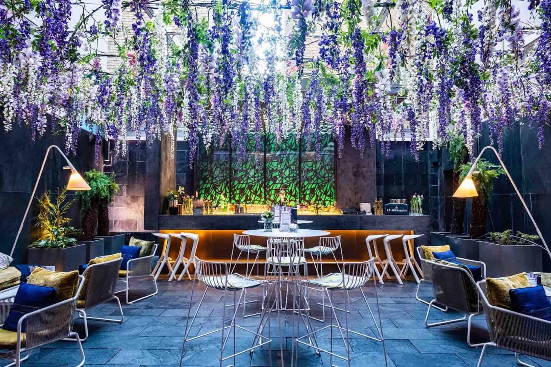 South Place Hotel - Secret Garden