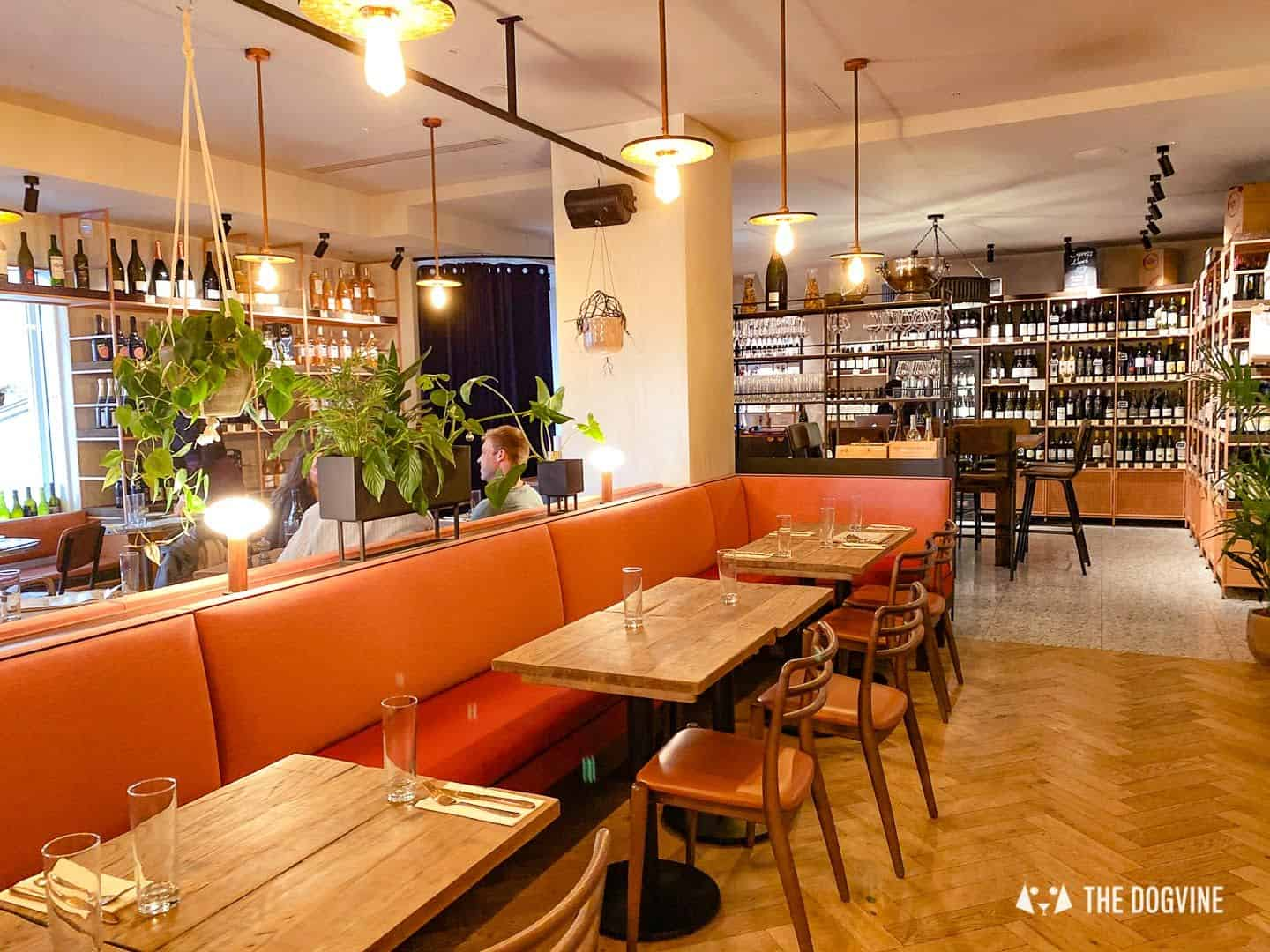 Dog-friendly Canary Wharf and Limehouse - The Humble Grape 4