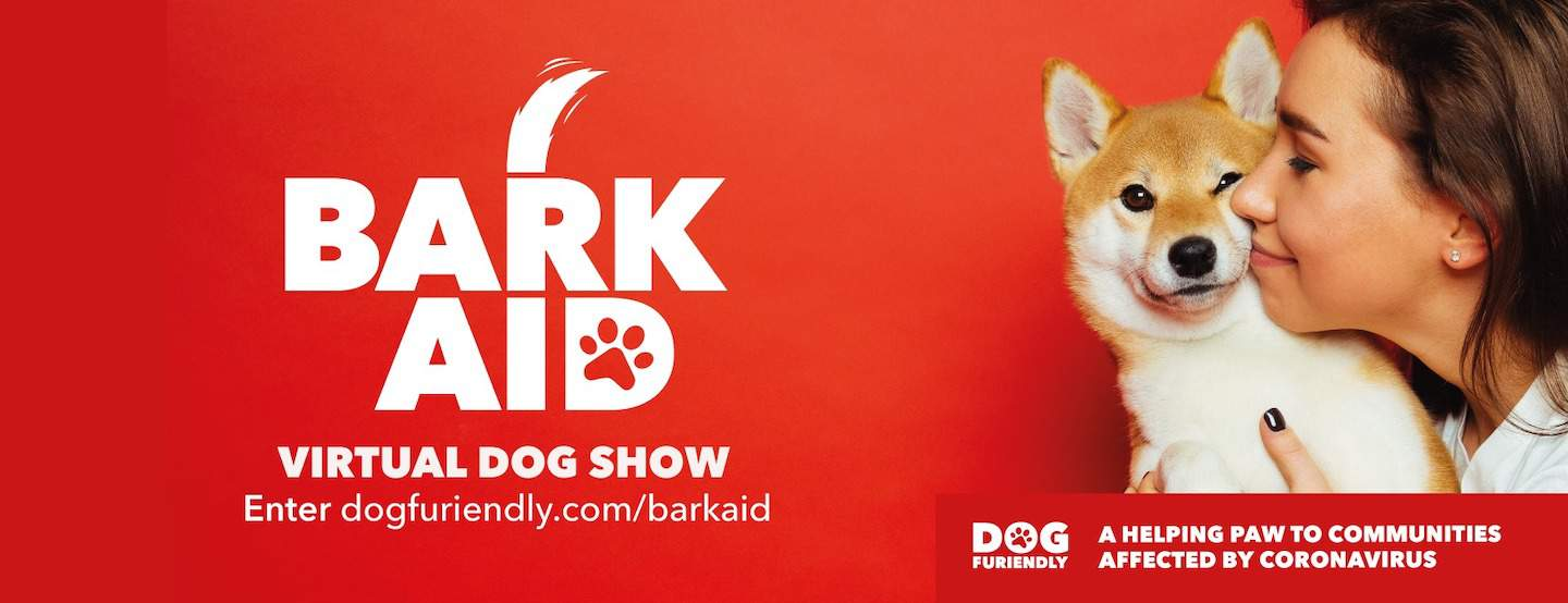 Bark Aid Virtual Dog Show