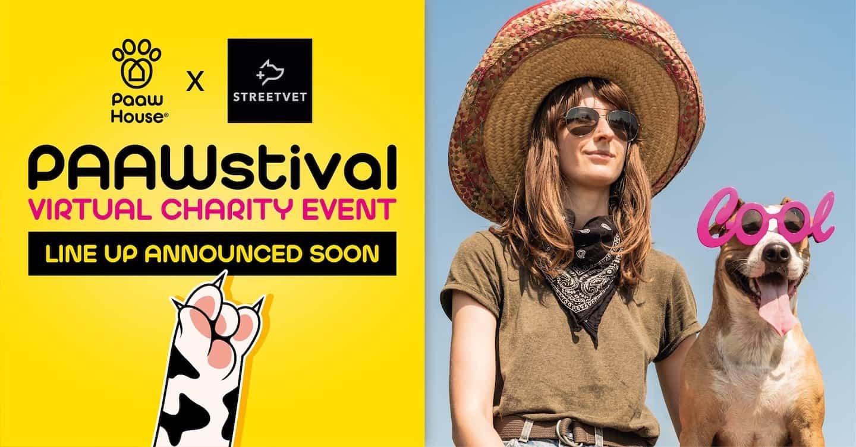 PAAWstival Virtual Festival
