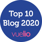 Vuelio Top 10 Badge 2020