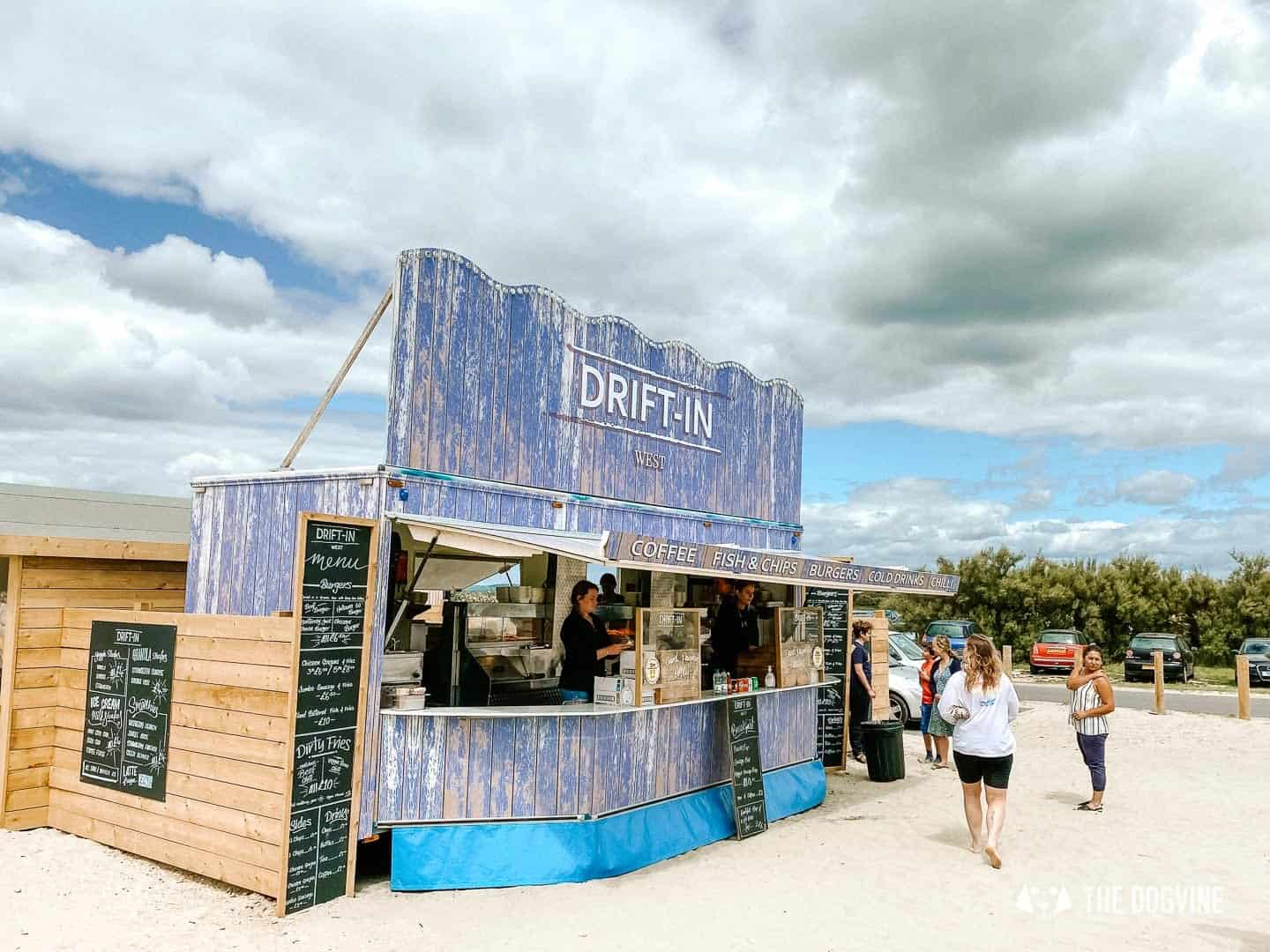 Dog-friendly West Wittering Beach Cafe