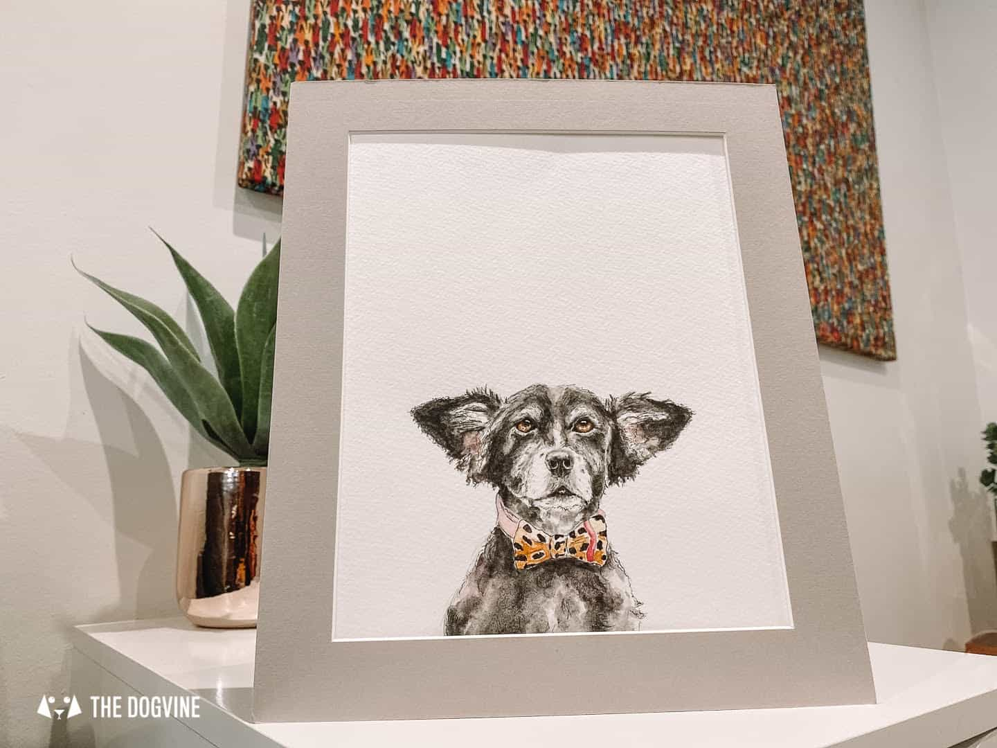 London Dog Belinha from The Dogvine by Small Creatures Studio