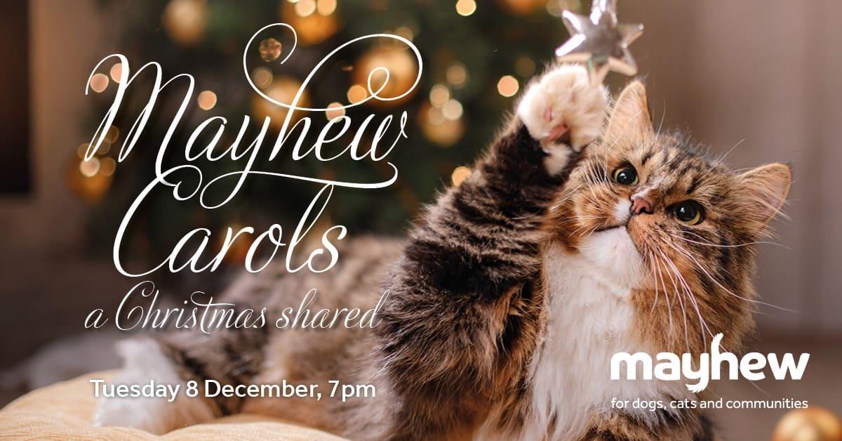 Mayhew Carols at Christmas 2020