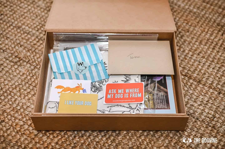 Wunderdog Magazine Gift Box